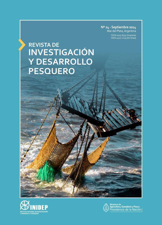 View Vol. 24 (2014): Revista de Investigación y Desarrollo Pesquero